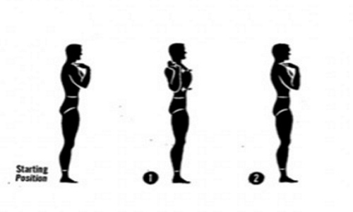 Exercise 3 For Proper Body Posture